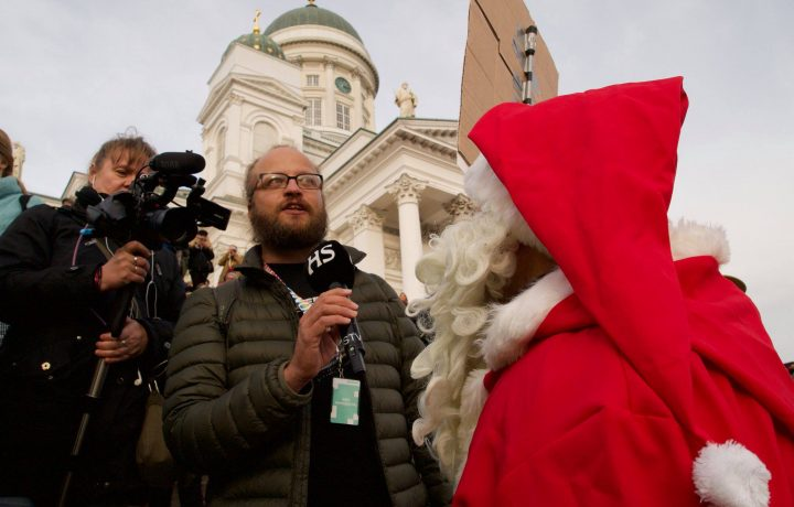 Guest Blog: Santa for Climate