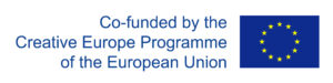 logo - co-funded by the Creative Union Programme of the European Union